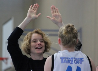 Janet Fowler-Michel - Basketballtrainerin
